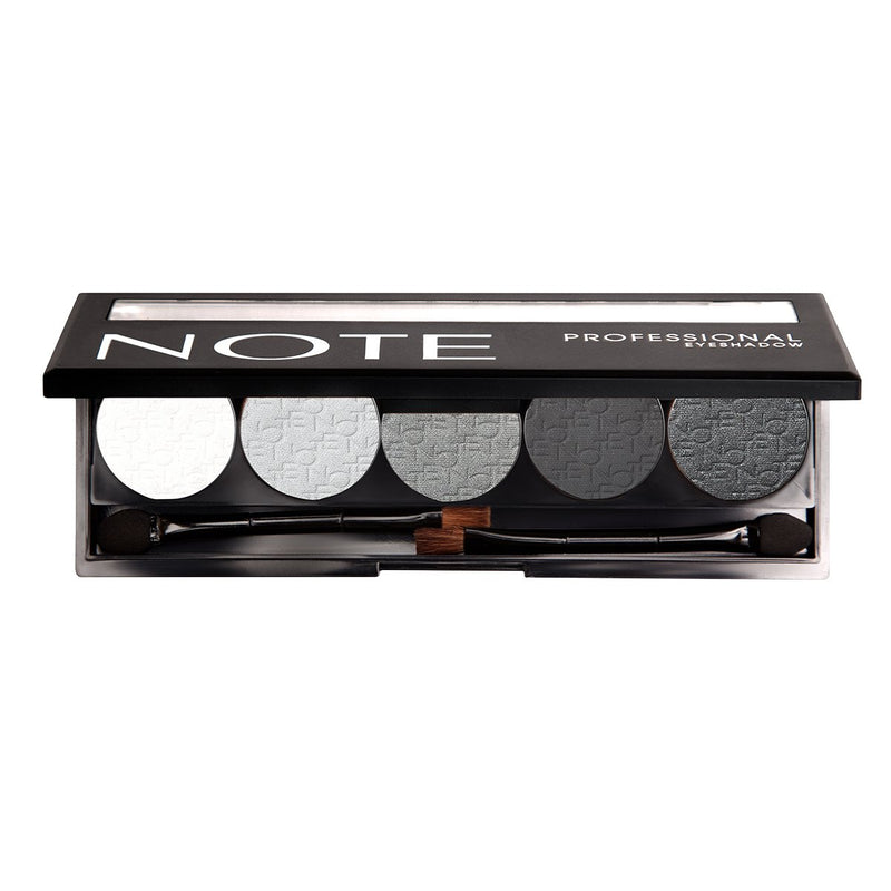 NOTE PROFESSIONAL EYESHADOW - Note Cosmetics Singapore