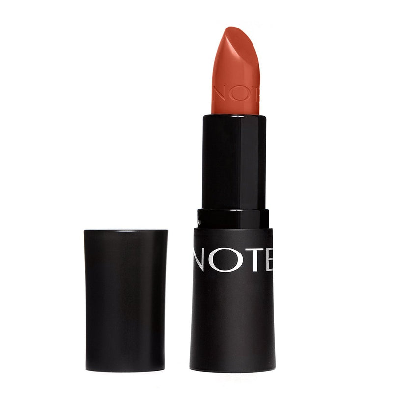 NOTE ULTRA RICH COLOR LIPSTICK - 09 BRONZED PINK - Note Cosmetics Singapore