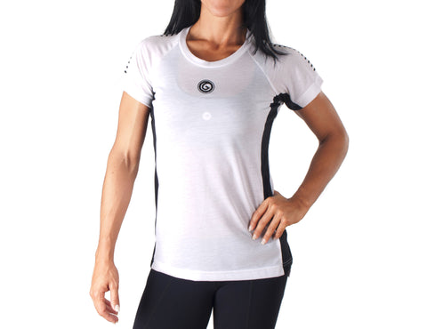 Black or White T-Shirt - European Activewear