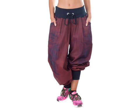 Jeans Bordeaux Pop and Fun - H140