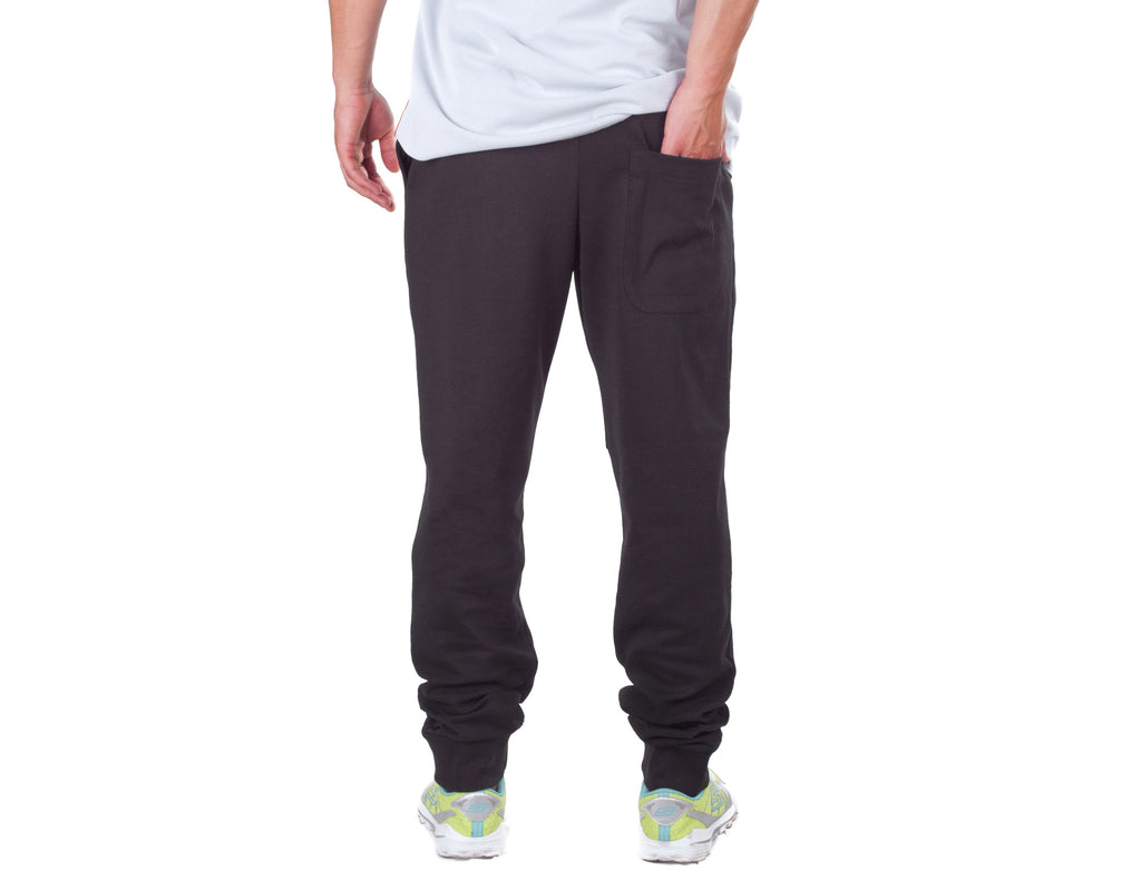 No Fear Joggers - European Activewear - Black