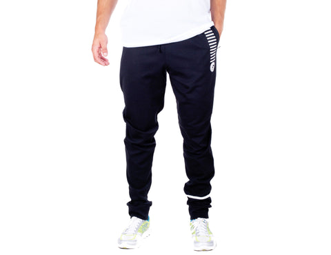 Dark Style Joggers - European Activewear - Black/White