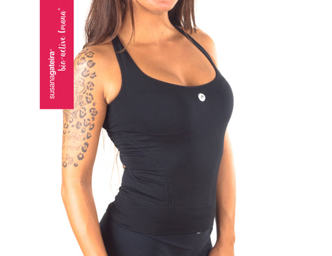 T367 (Revolt) - Seamless Emana Bio Active Top
