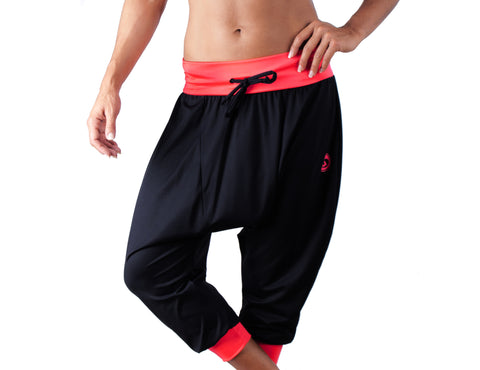 Power Fit Harem Pants - U48