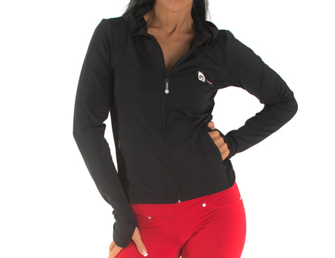 Technick - Hooded Zip Jacket - W226