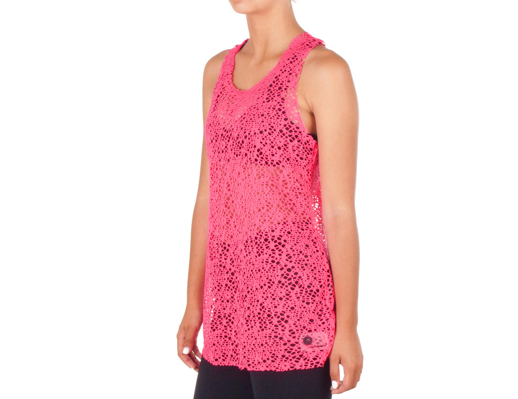 Power Fit Top - European Activewear - Pink