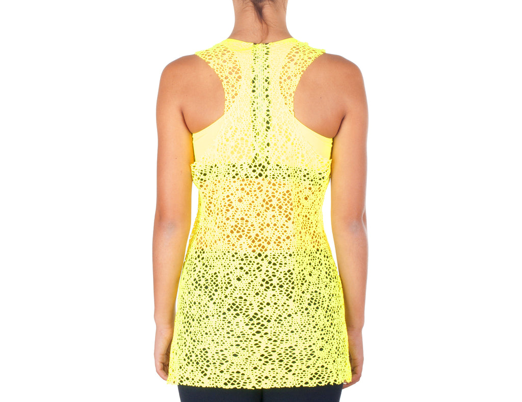 Power Fit Top - European Activewear - Yellow