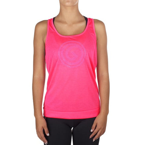 Lightweight Flash Sport Top - European Activewear - Pink