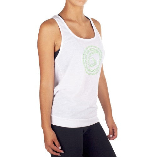 Lightweight Flash Sport Top - European Activewear - White