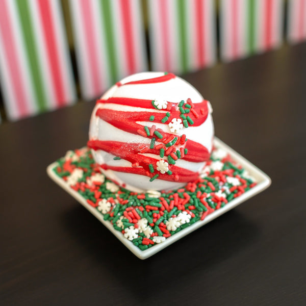 Imperfect Mrs Claus Cookies Bath Bomb - Whipped Up Wonderful