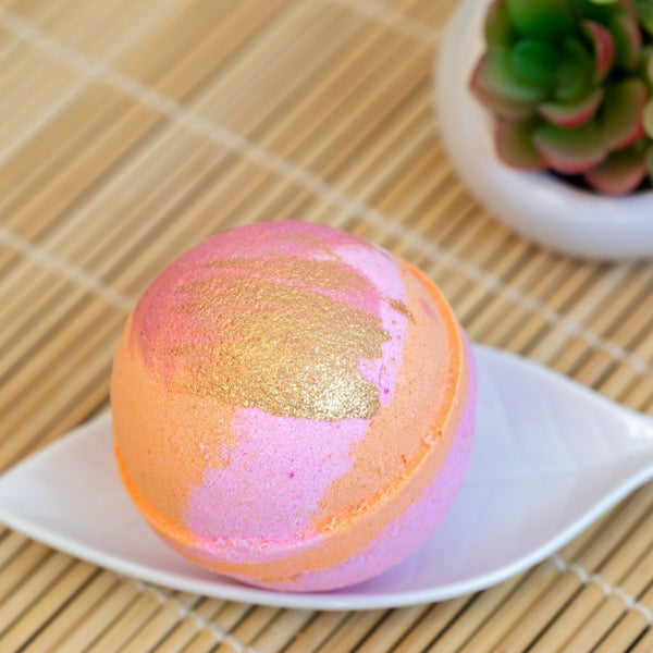 Love Spell Bath Bomb {Pre Order} - Whipped Up Wonderful