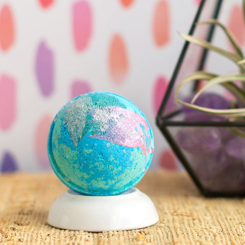Mermaid Kiss Bath Bomb - Whipped Up Wonderful
