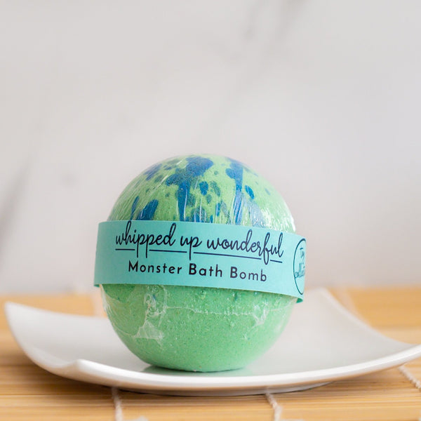 Monster Bath Bomb - Whipped Up Wonderful