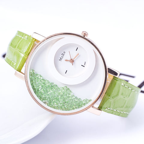 Crystal Watch