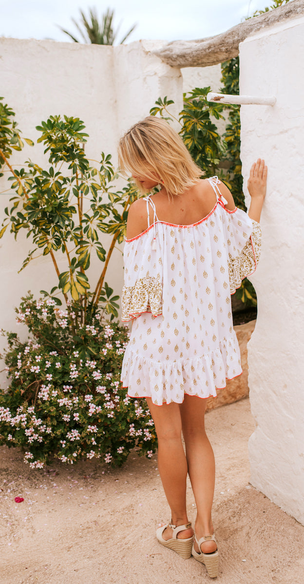 Short Tunic Saint Tropez