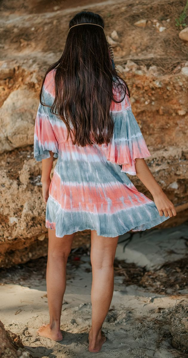 Lune Short Dress