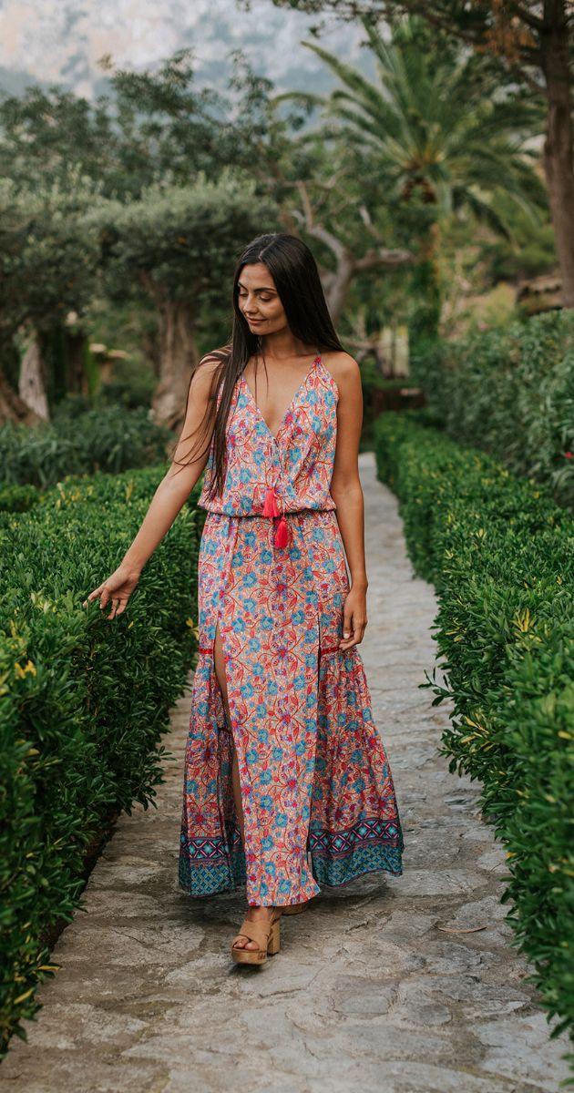 Long Dress Farah