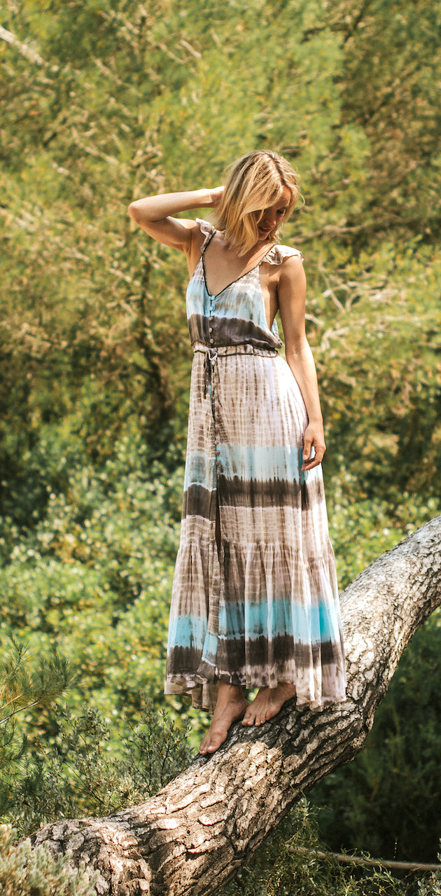 Maxi Dress Frieda