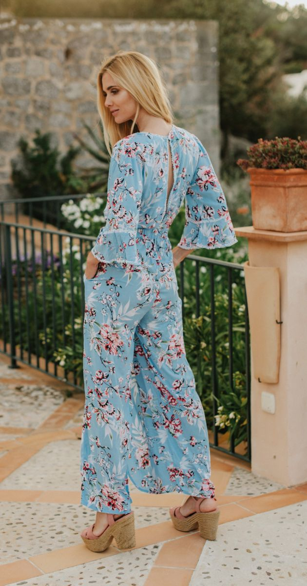 Long Jumpsuit Adara
