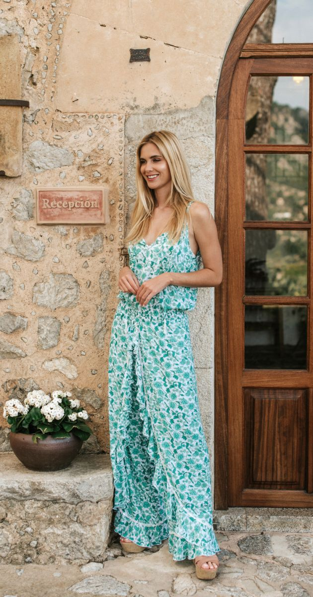 Long Jumpsuit Atenea