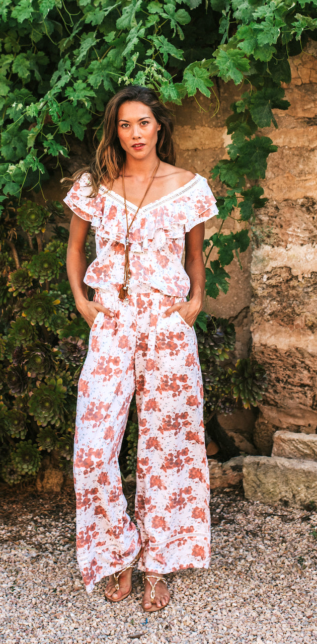 Jazmin Long Jumpsuit
