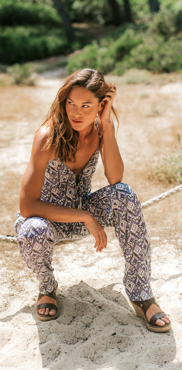 Lila Long Jumpsuit