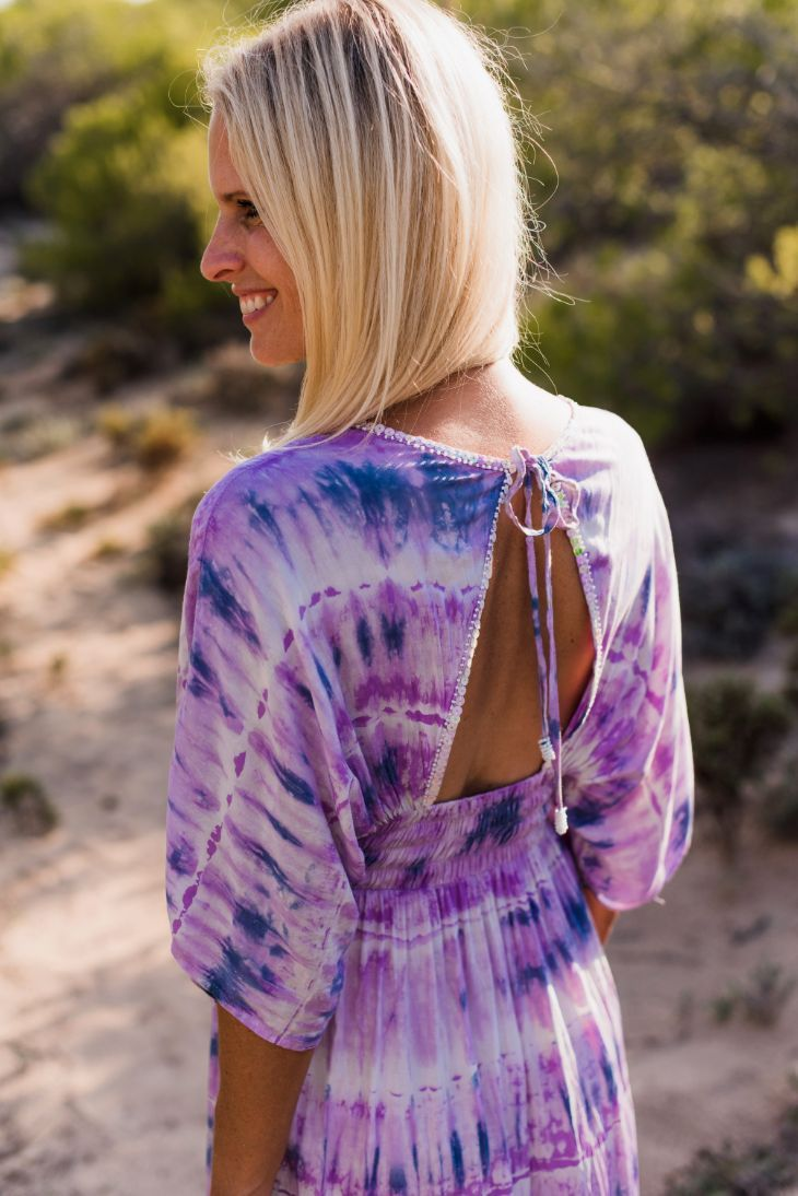 MARIPOSA LONG TUNIC