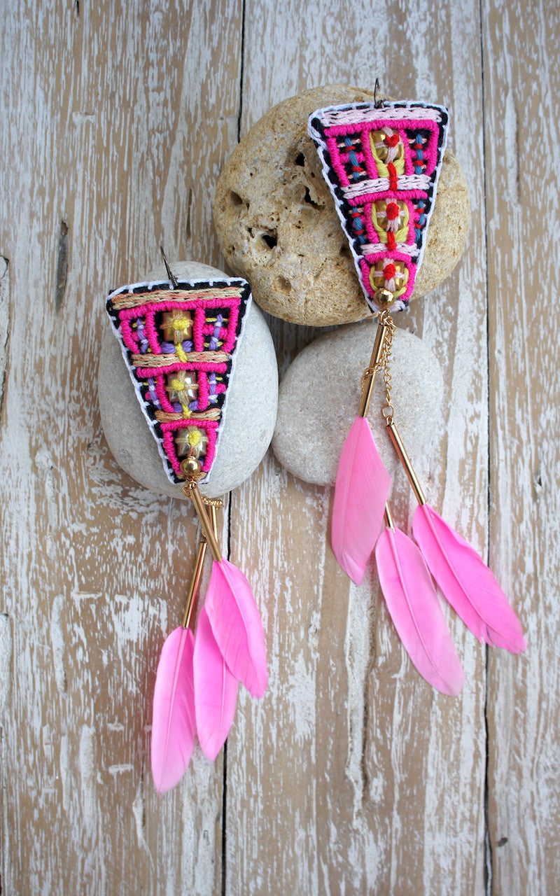 Tribal Revival Earrings