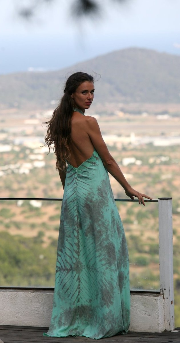 Vestido Largo Boho Chic Myrtha