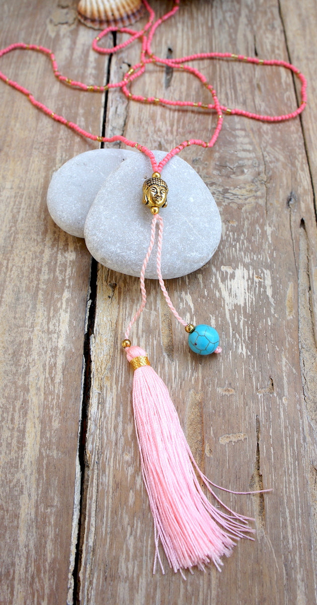 Budha Mini Necklace