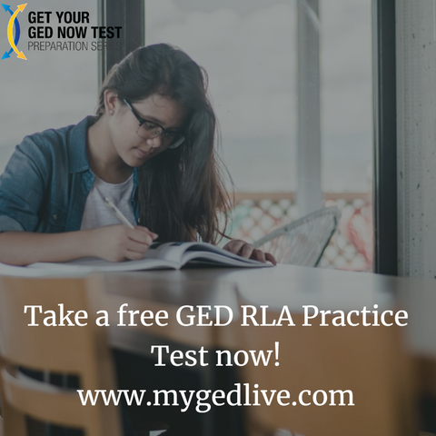 Free GED RLA Practice Test