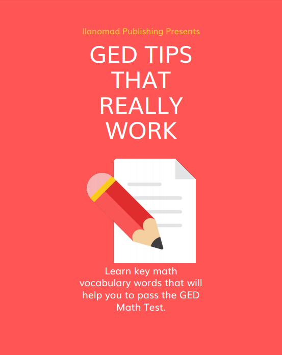 Key GED Math Vocabulary