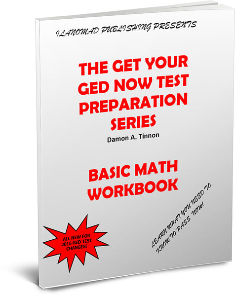 The Get Your GED Now Test Preparation Series - Deluxe Package