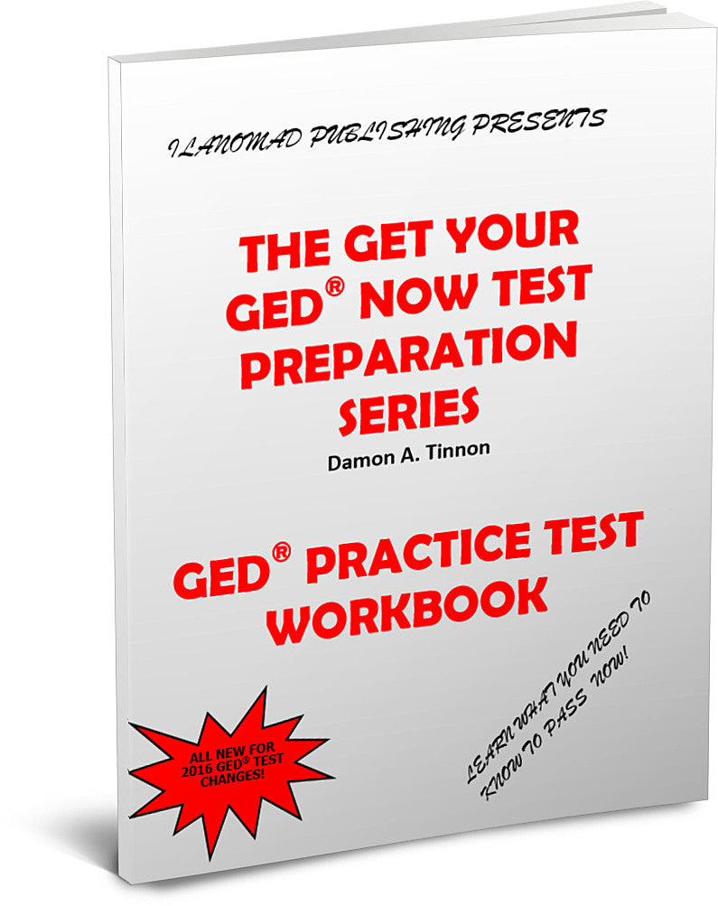 ... The Get Your GED Now Test Preparation Series - Deluxe Package ...