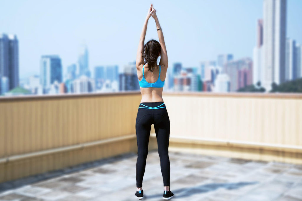 New athleisure brand offers leggings with cosmetic benefits