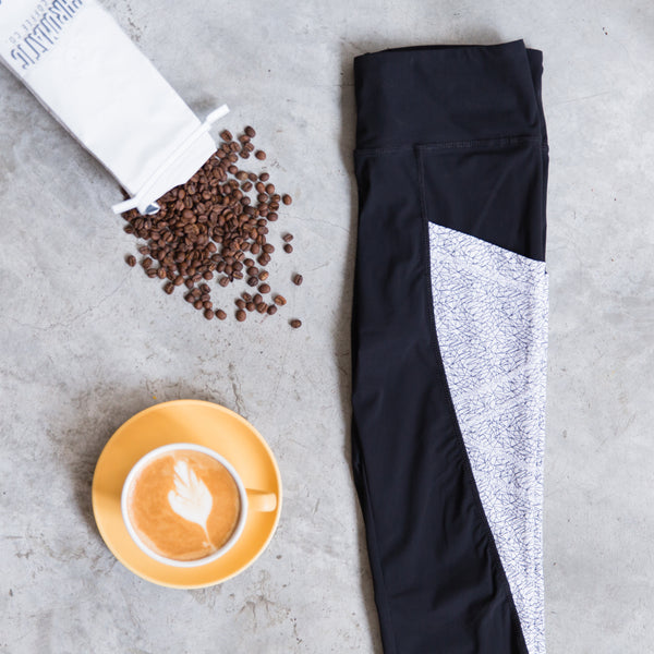 caffeine and pants