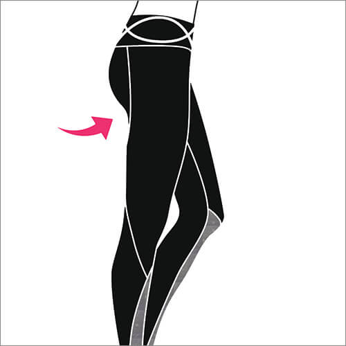 benefits of dream leggings- scuplt tush- zarie online hong kong