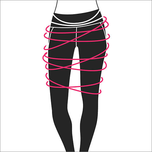 benefits of dream leggings- drain excess water from body- zarie online hong kong