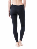 Dream black all-purpose leggings with pocket back - Zarie Online Leggings Hong Kong
