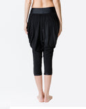 ZARIE INSIDE Harem Pants Back - Leggings Online Hong Kong