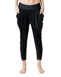 INSIDE Drapey Pants Front - Zarie Leggings Online Hong Kong