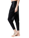 INSIDE Drapey Pants Side - Zarie Leggings Online Hong Kong