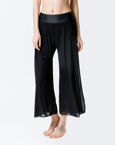 ZARIE INSIDE Wide Pants Front - Leggings Online Hong Kong
