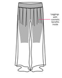 ZARIE INSIDE Wide Pants Design Concept - Leggings Online Hong Kong