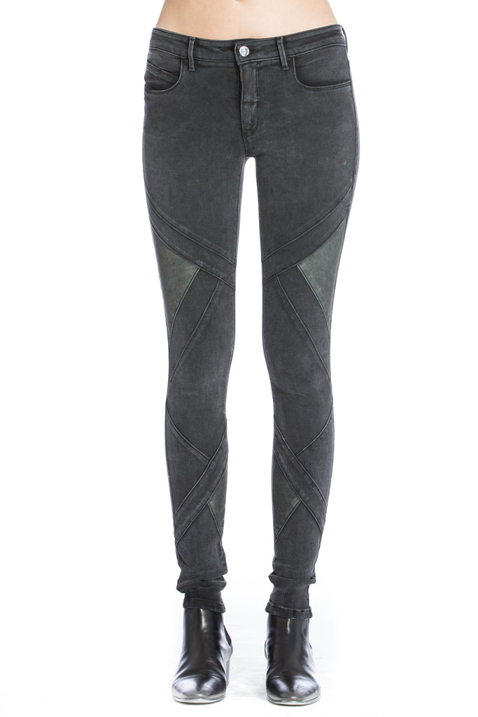 The Reckless Moto Skinny Jean