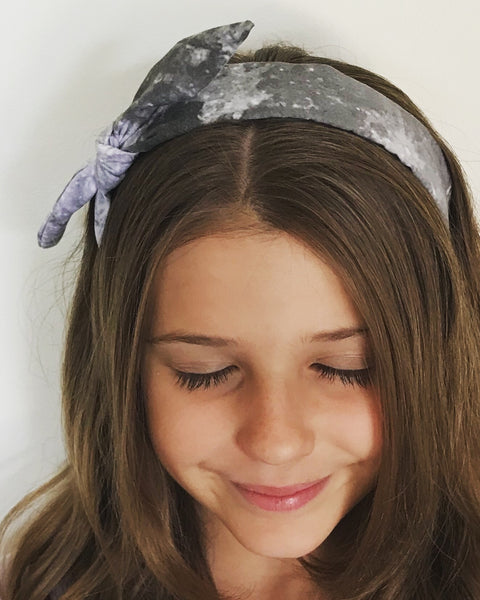 Moon Fabric Headband
