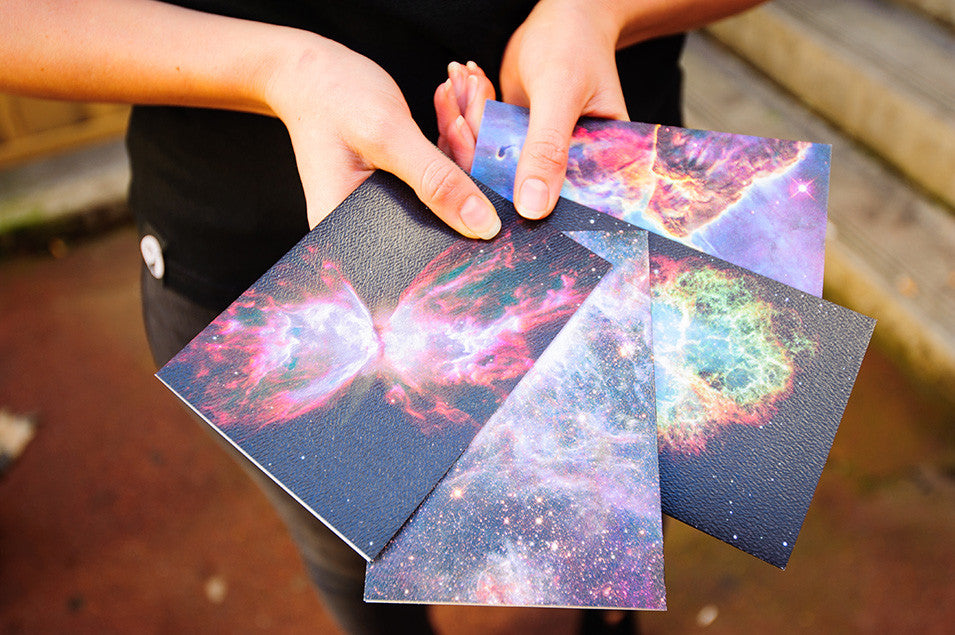 Nebula Greeting Cards