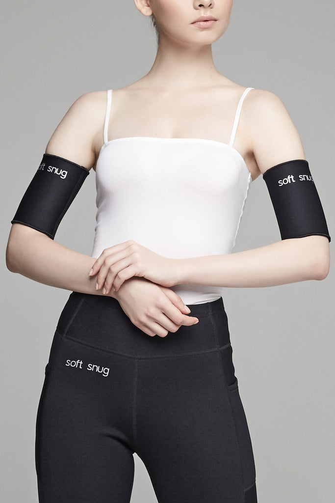 Arm Band Soft Snug | Hot Arm Slimming