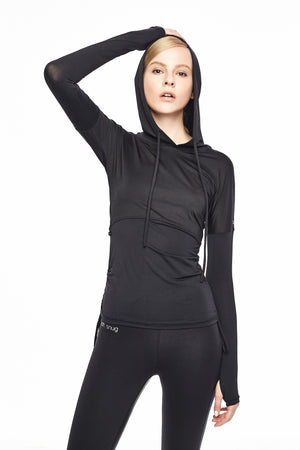 Woman Swift Hoodie Soft Snug