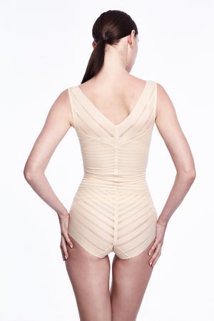Soft Snug x Mincurve Power Line Bodysuit